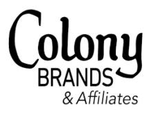 Colony Brands, Inc. Jobs